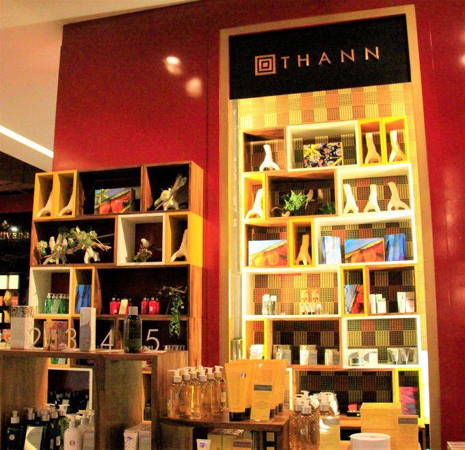 タイ発の人気ブランド「THANN(ターン)」「erb(アーブ)」「divana(ディヴァナ)」