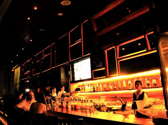 「オクターブ」(Octave Rooftop Bar)はバンコクの定番観光スポット