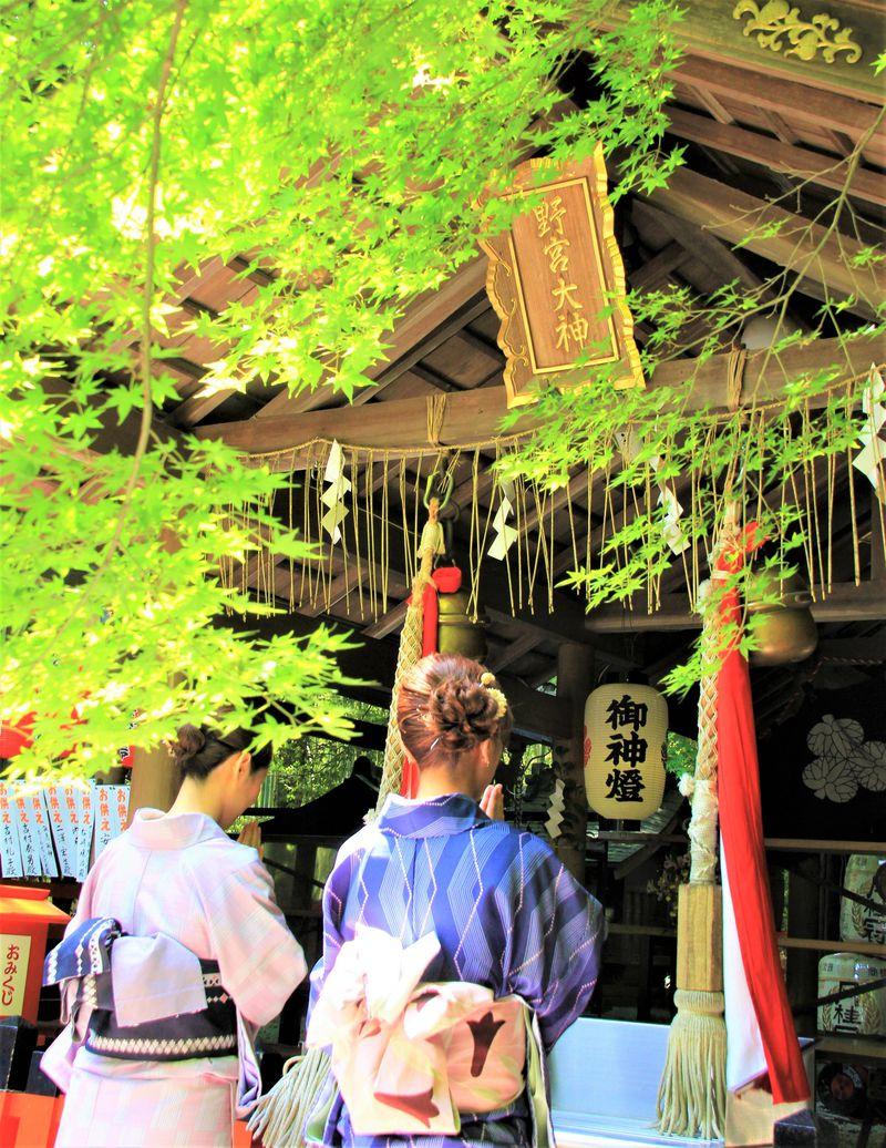嵯峨野「竹林の道」はおすすめの散策コース!「野宮神社」「常寂光寺」は紅葉の絶景スポット