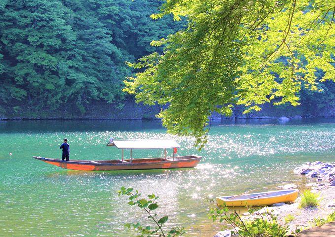 桜も紅葉も新緑も美しい!京都の人気観光スポット「嵐山」