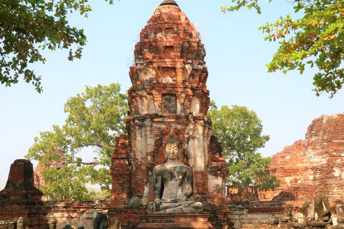 「古都アユタヤ」(Historic City of Ayutthaya)とは?
