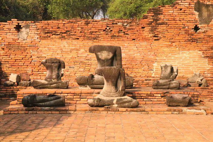 アユタヤの宝!世界の観光客を魅了「ワット・ラチャブラナ遺跡」