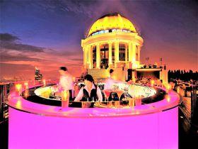 高さ世界一!バンコクのルーフトップバー「シロッコ」でタイ観光旅行も最高