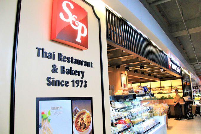 3階はグルメ街!「スワンナプーム国際空港」のレストラン&カフェ、スイーツ、タイ土産を楽しもう