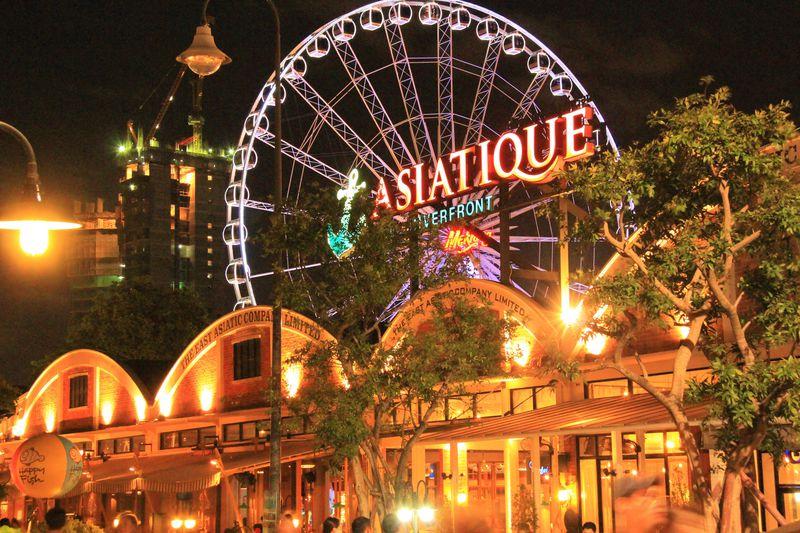 バンコク観光名所!「アジアティーク・ザ・リバー・フロント」5つを楽しむ旅