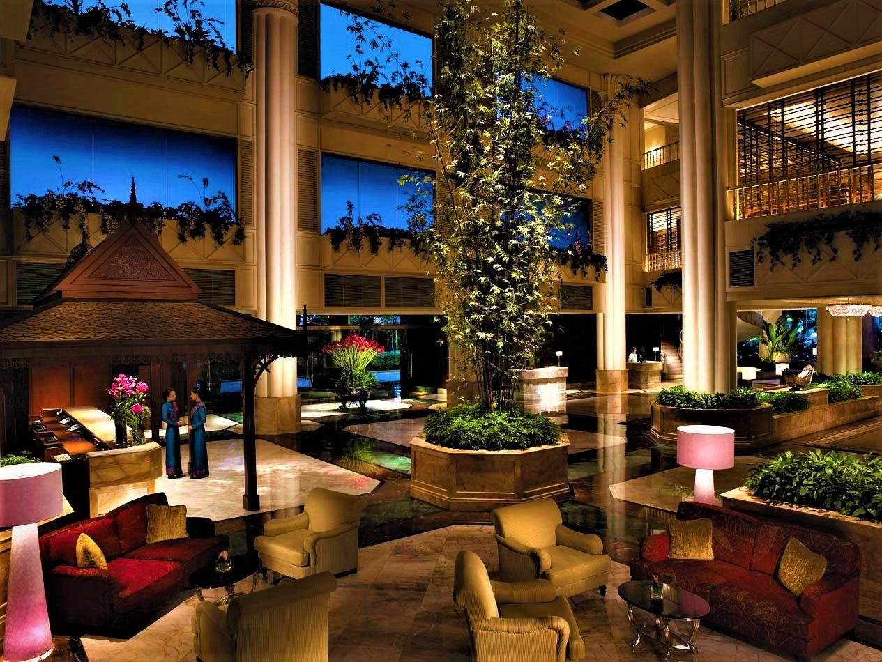 """""""クルンテープ ウィング""""はバンコクだけの特別なホテル棟!「シャングリ・ラホテルバンコク」"""