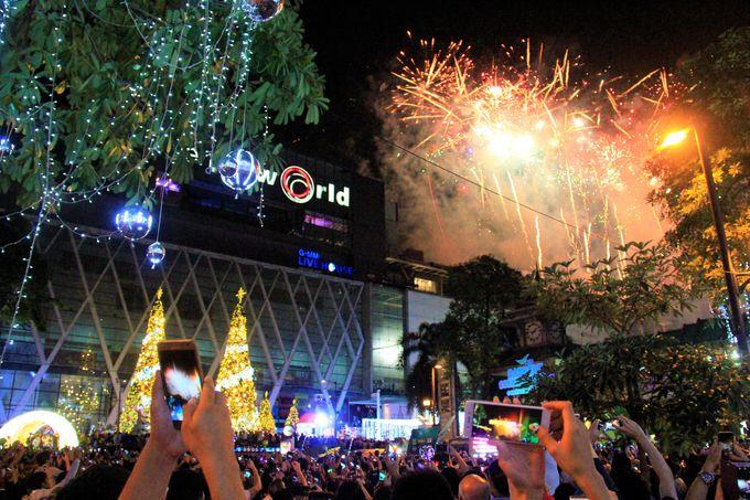 タイのXmasはかわいい!海外の子連れ旅行にもおすすめ