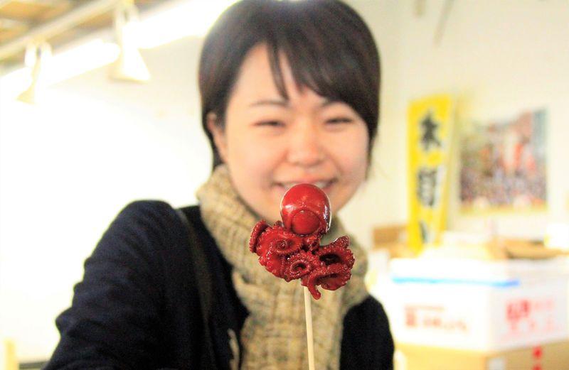 早起きは大阪人もお得!木津市場「朝市」&絶品グルメ探訪