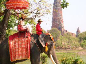 タイ旅行で人気の世界遺産!アユタヤ遺跡おすすめ半日観光コース