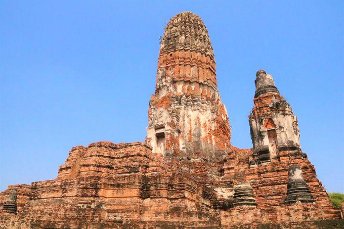 タイ最大級!ブロンズ製の仏像や遺跡巡りで象乗り体験も