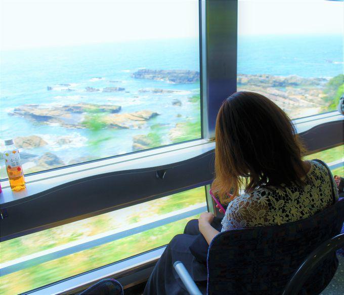 巨大なカメがお出迎え!「ホテル浦島」へのアクセスも楽しい