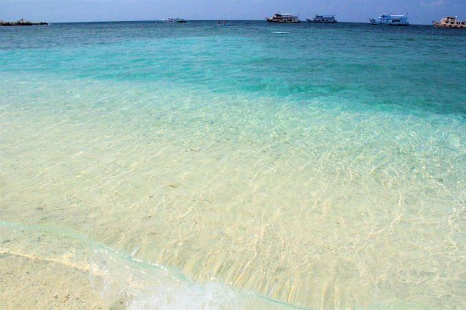 絶景の海!穴場のおすすめ観光スポット「ナンユアン島」