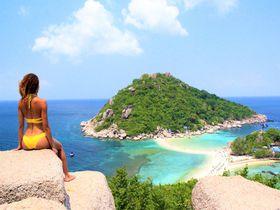 絶景の海!タイ旅行の穴場!タオ&ナンユアン島の観光ツアー