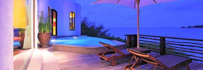 サメットのホテル「ル・ヴィマーンコテージ&スパ」「パラディーリゾート」「サイケオビーチ リゾート」