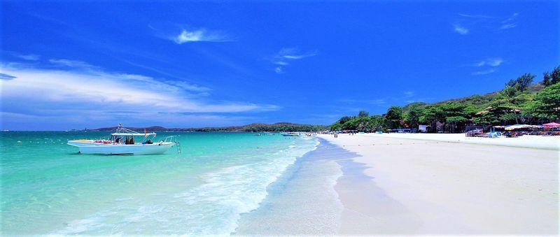 バンコクから近い絶景ビーチ!「サメット島」への行き方、アクセス、天気・ベストシーズンは?