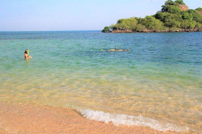 絶景のビーチ&無人島!「サメット島」はシュノーケリングツアーがおすすめ