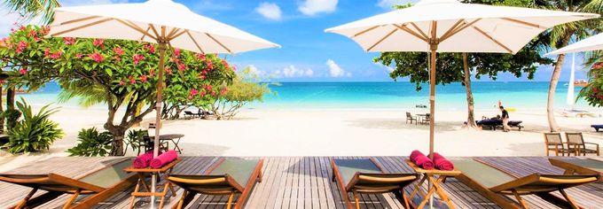 「サメット島」でのんびり!完全プライベートビーチでタイ・マッサージも