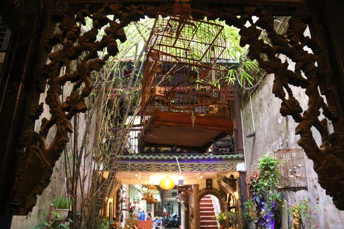 かわいいベトナム雑貨!シルク製品やバッグ、隠れ家カフェも