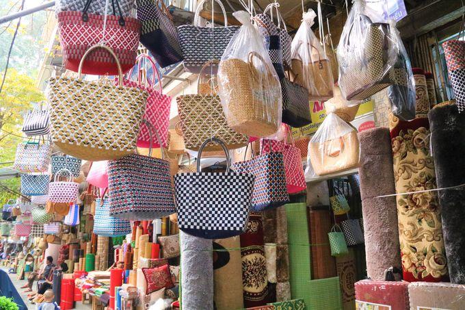 ハノイ旧市街の街歩き!ドンスアン市場から南に歩けば効率的