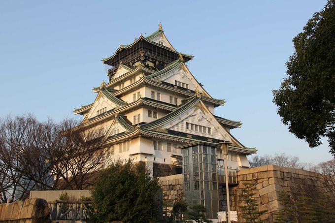 """大阪のシンボル""""太閤さんのお城"""""""