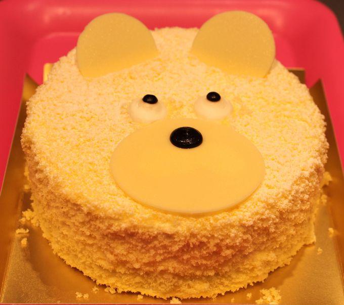 """☆くまっ!くまっ!☆これは、くまっ♪ ユーハイムの""""くまさんの白いケーキ"""""""