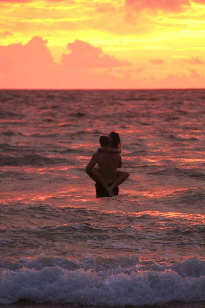 プーケット随一の夕陽スポット!プロン・テップ岬は愛を語る名所
