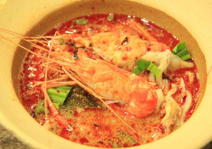 タイの伝統を守り続ける絶品のトムヤンクン!「ナームコン(濃いスープ)」