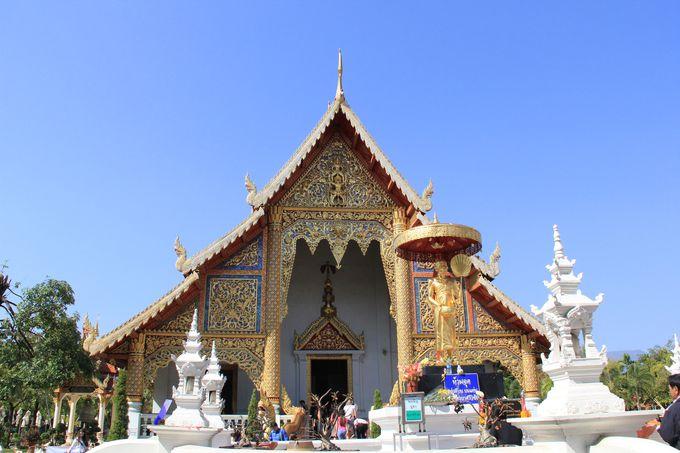 「獅子の寺」という意味の寺院
