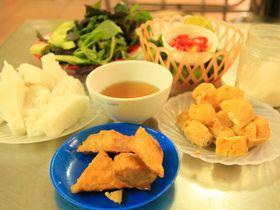 ハノイで名物豆腐料理を味わうならココ!「ブンダウ55」店