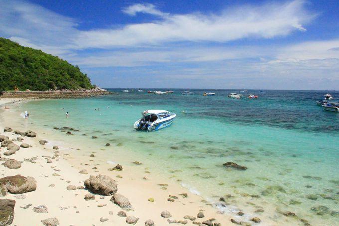 バンコクから一番近い楽園「ラーン島」