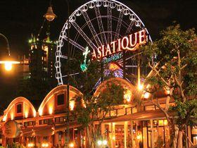 進化した夜市!バンコク「アジアティーク・ザ・リバーフロント」が凄い!