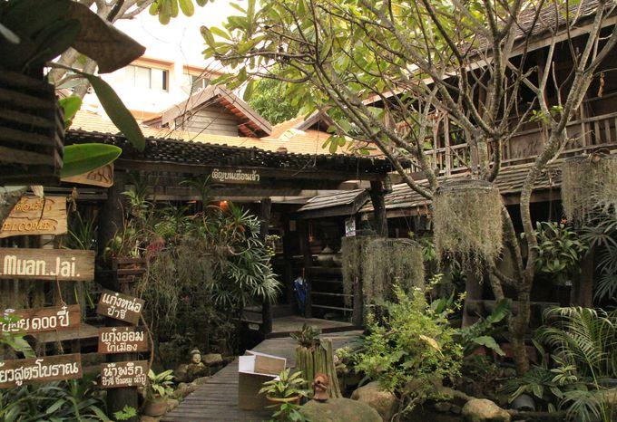 タイ有名芸能人もお忍びで訪問!北タイ料理レストラン「フアン・ムアン・チャイ」