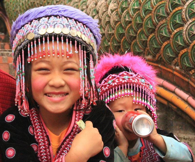 君の笑顔に会いタイ!「トライバル・ビレッジ」で出会うチェンマイ山岳民族