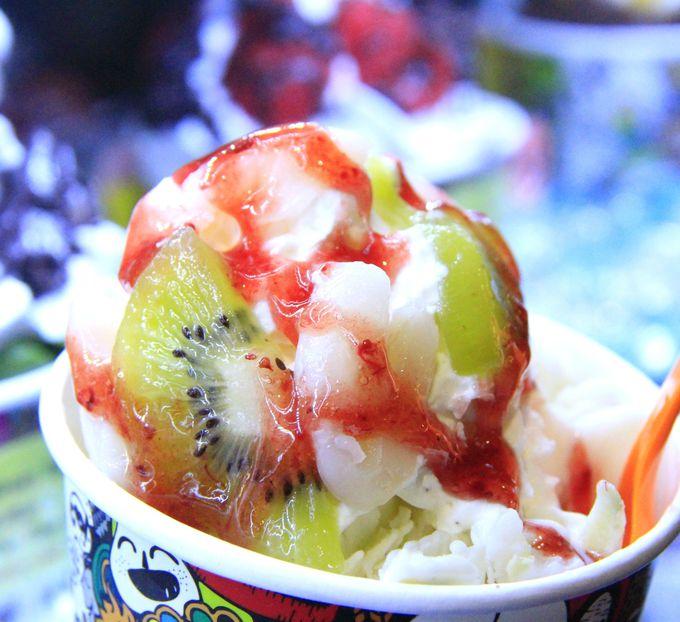 世界が注目!新感覚のタイ・スイーツ「Ice cream in Thailand」