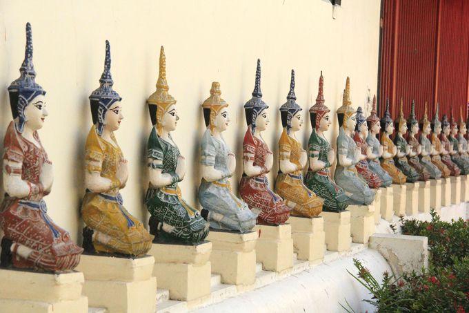 メルヘンチックで可愛い仏像たち!