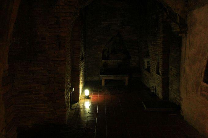 瞑想の聖地!気分が静まり、不思議な気分
