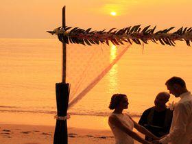 ココナッツの美しい楽園「サムイ島」五感に優しい夕暮れの潮騒