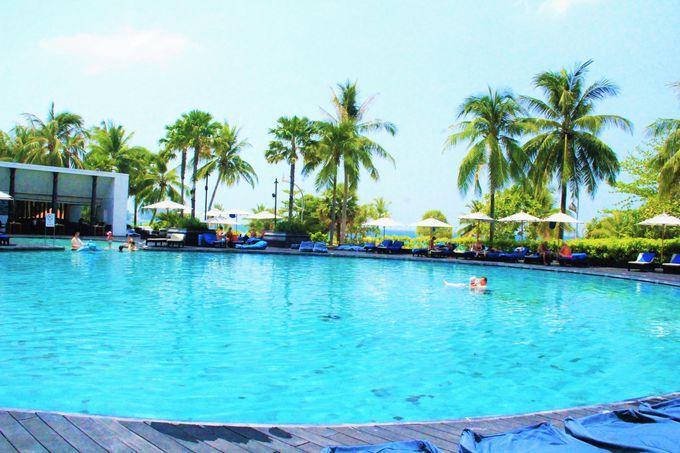5つの野外プール!南国リゾートを満喫!「タボン・パーム・ビーチ・リゾート」