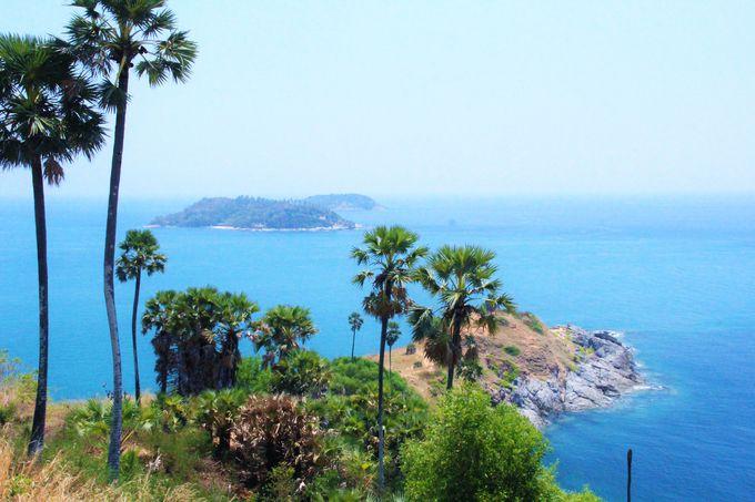 絶景の海!南国の最果て!旅情がくすぐられる「プロムテープ岬」