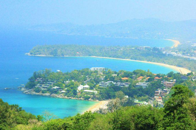 プーケット旅行を最高の楽しむ3つの絶景ビーチ