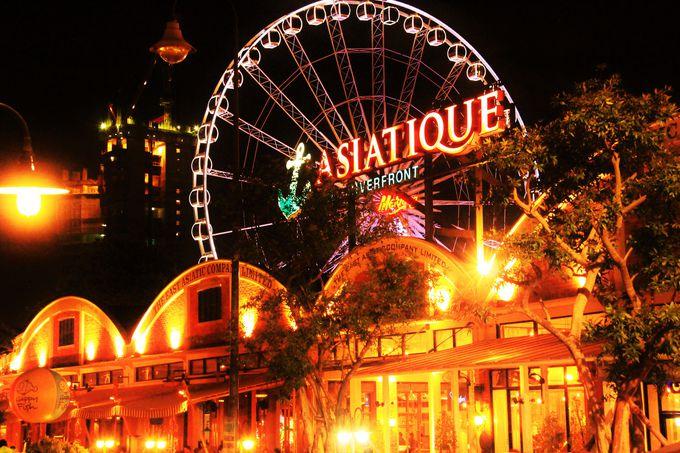 遊ぶ!最旬のバンコク観光スポット「アジアティーク・ザ・リバーフロント」