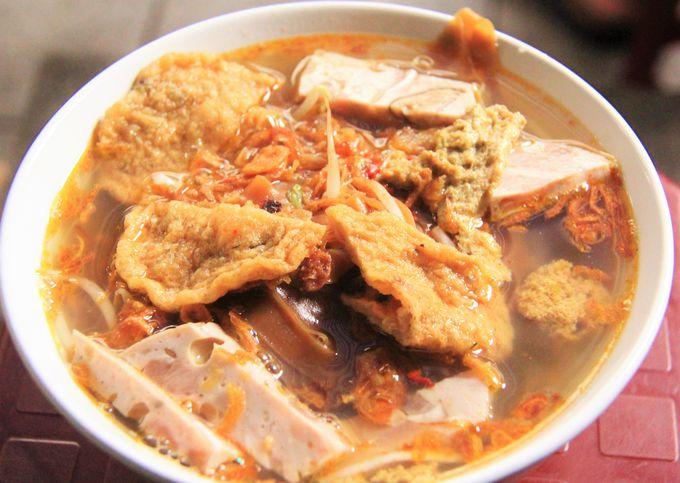 病みつきになるスープ!絶品の蟹味噌ラーメン