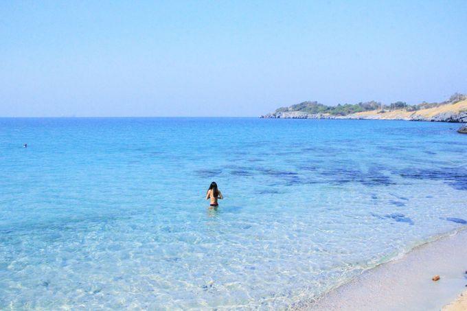 バンコク近郊!透明感あふれる絶景のビーチ