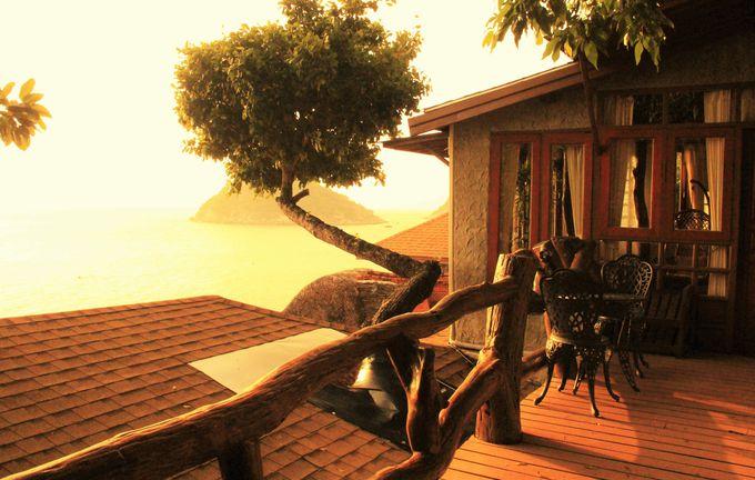 サンセットが美しい!タオ島のリゾートホテル「デュシット ブンチャ リゾート」