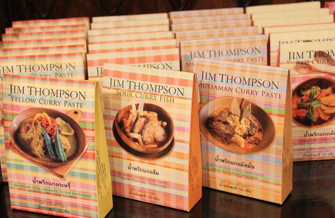 ジム・トンプソン本店で、絶品のタイカレーを見つけよう!
