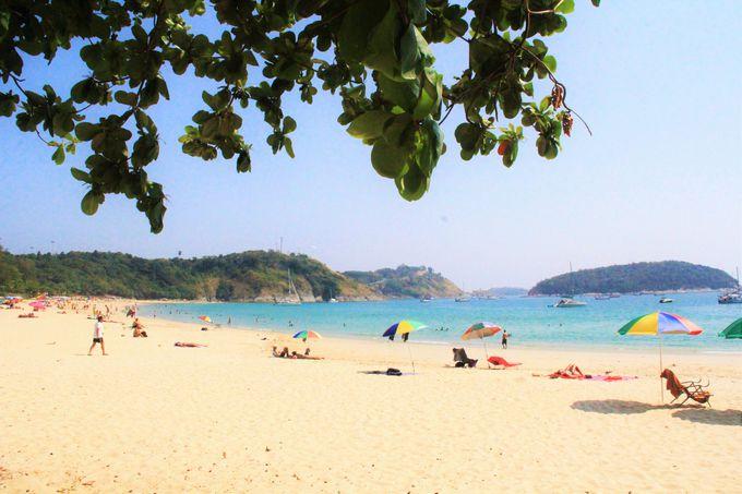 アジアのベストビーチでも第5位!旅行者に人気の「ナイハン・ビーチ」