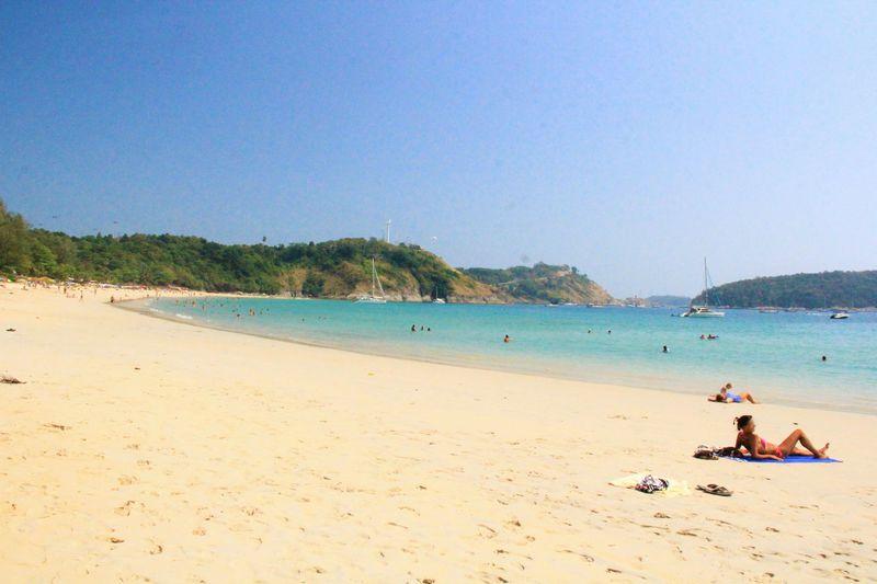 世界の旅行者に一番人気!タイ・プーケット「ナイハン・ビーチ」