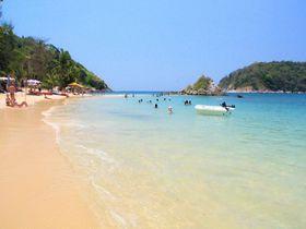 プーケット最南端の秘境ビーチ!「ヤヌイビーチ」でプチ・プライベート気分