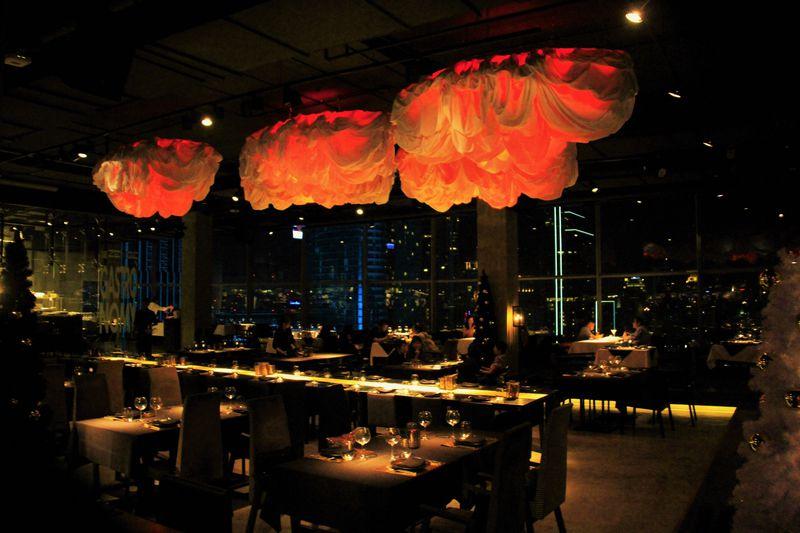タイのデパートは屋上も楽しい!極上ルーフトップバー「ゼンス」は超穴場