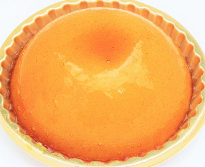モロゾフのプリンが大阪限定品にアレンジ「プリンのたまご」